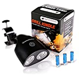Grill Kindle Barbecue Grill Light with Super Bright LED...