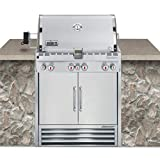 Weber Summit S-460 Built-In Liquid Propane in Stainless...
