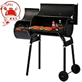BBQ Grill Charcoal Barbecue Outdoor Pit Patio Backyard...