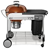 Weber 15502001 Performer Deluxe Charcoal Grill,...