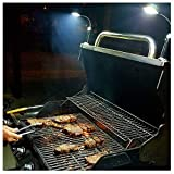 BRIGHT EYES - Magnetic Barbecue BBQ Light Set for...