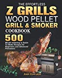 The Effortless Z GRILLS Wood Pellet Grill & Smoker...