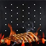 BBQ Grill Mat Non Stick - 2021 Upgraded Model With...