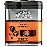 Traeger Grills SPC174 Traeger Rub with Garlic and Chili...