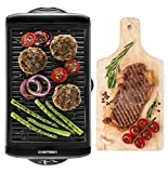 Chefman Electric Smokeless Indoor Grill w/ Non-Stick...